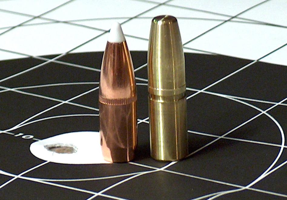 The 375 Ruger Long Range Ballistics {Forum Aden}